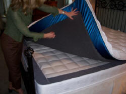 Luxury Cashmere Air Bed by Comfort Craft