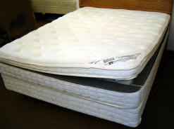Luxury Mystique Air Bed Mattress Top can be used as a Somma Replacement Top